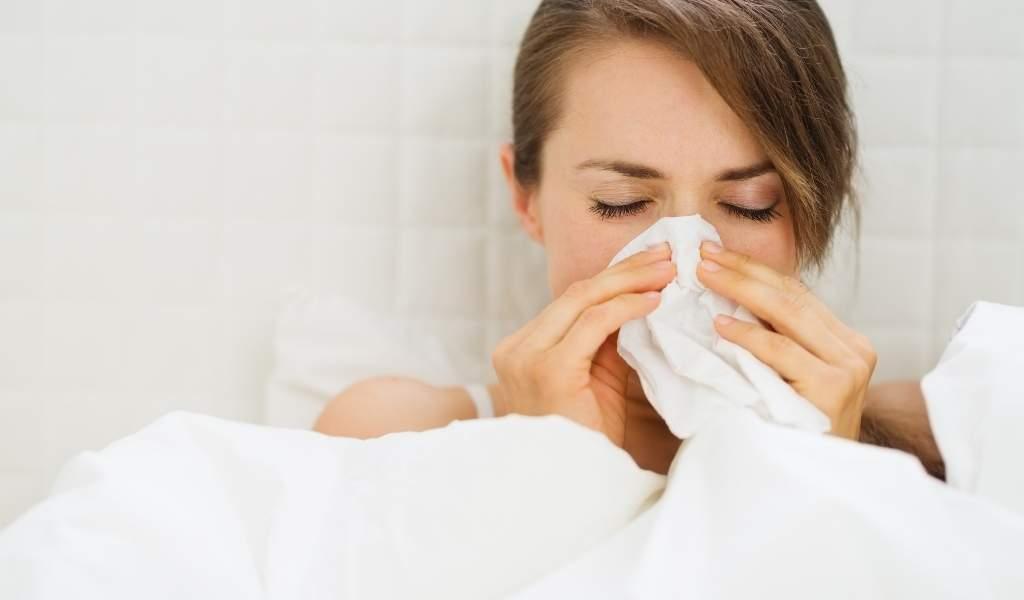 Gripe y catarro diferencias y prevención