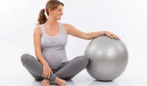 practica pilates embarazo